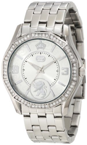 Rhino by Marc Ecko Women's E8M061MV Stone On Metal Trend Inspired Watch