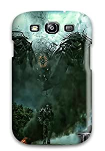 High Impact Dirt/shock Proof Case Cover For Galaxy S3 (transformers Age Of Extinction)