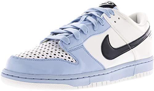 Nike Women's Dunk Low White/Marine-Varsity Royal Ankle-High Running Shoe - 11M