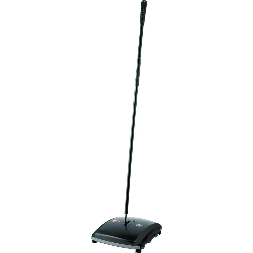 Rubbermaid Commercial FG421388BLA Dual Action Mechanical Sweeper