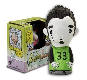 Gus Fink Boogily Heads Series 4 Bobble Head Art Toy Limited (Gus Fink Boogily Heads)