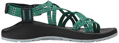 Sandal Zx2 Athletic Chaco Women's Eclipse Green Classic nqTTCSx47