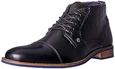Wild Rhino Men's Digby Boots, Black (Black), 7 AU