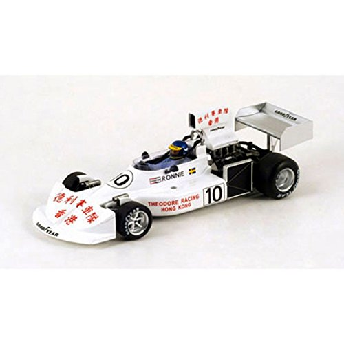 Ronnie Peterson March 761 #10 USGP West 1976 True Scale 1:43rd by Truescale Miniatures