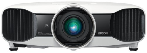 Epson Home Cinema 5030UBe 1080p 3D 3LCD Home Theater - Hdtv Projection Rca