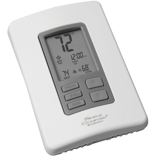 ICM Controls SC900V Simple Comfort (Fan Coil Thermostat)