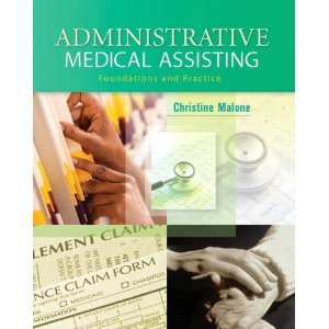 Download Administrative Medical Assisting byMalone pdf epub