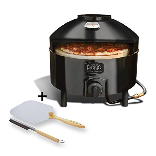 Pizzacraft Pizzeria Pronto Outdoor Pizza Oven - PC6000 an...