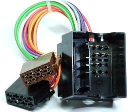 Autoradio Adapter ISO Radioadapter für Ford Focus C-Max ab 2003 Bj