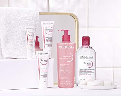 Bioderma – Sensibio H2O – Micellar Water – Cleansing and Make-Up Removing – Refreshing Feeling – for Sensitive Skin