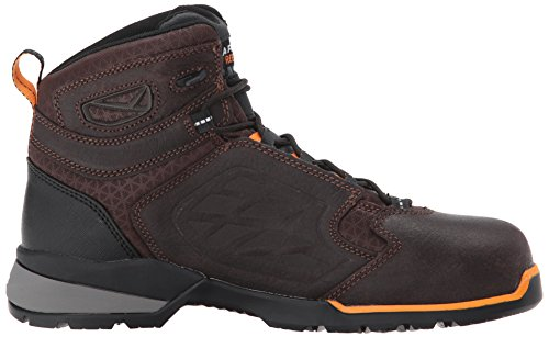 Ariat Work Mens Rebar Flex 6 Composite Toe Work Boot, Chocolate Brown, 13 D US Chocolate Brown
