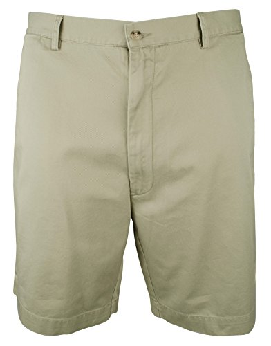 Polo Ralph Lauren Big and Tall Mens Classic Fit Suffield Short 44B Hudson (Polo Ralph Lauren Khaki Shorts)