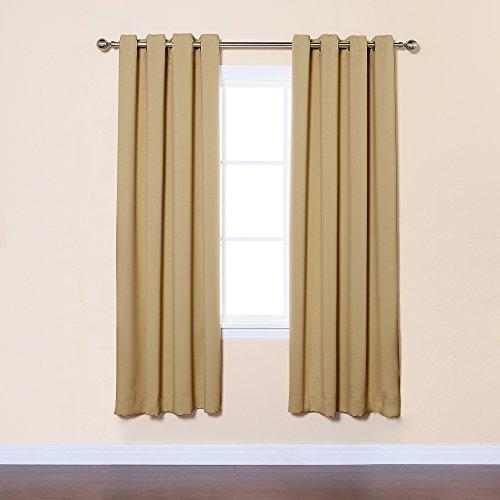 Blue Blackout Curtains 90 X 72 Curtain Menzilperde Net