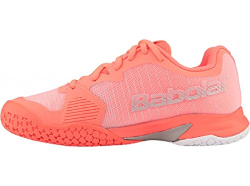 free shipping Inexpensive Babolat Juniors Jet All Court Tennis Shoes Fandango Pink and Fluo Pink wholesale price cheap online browse online discount Inexpensive exV6M8KA