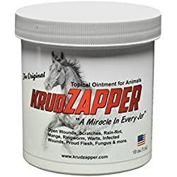 Krudzapper Topical Ointment for Animals (16 Ounces)