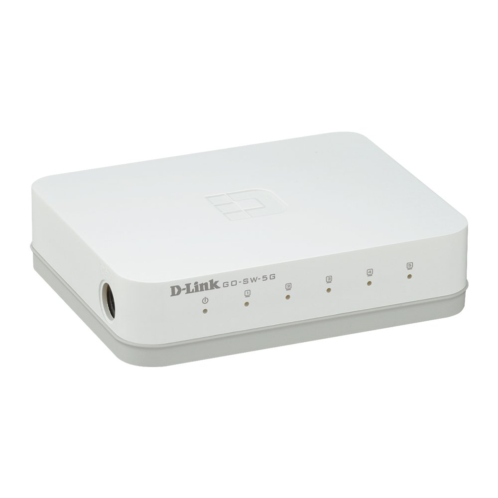 D-Link 5-Port Unmanaged Gigabit Switch (GO-SW-5G) by D-Link (Image #3)