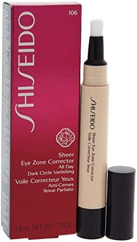 Sheer Eye Zone Corrector SHISEIDO Correttore 106 Warm Beige 3,8 Gr
