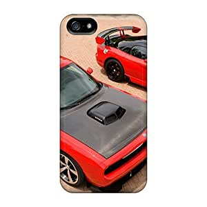 LastMemory Design High Quality Dodge Muscle Cover Case With Excellent Style For Iphone 5/5s