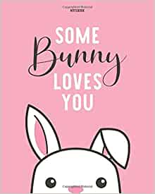 Some Bunny Loves You Magnet 2.5 x 3.5