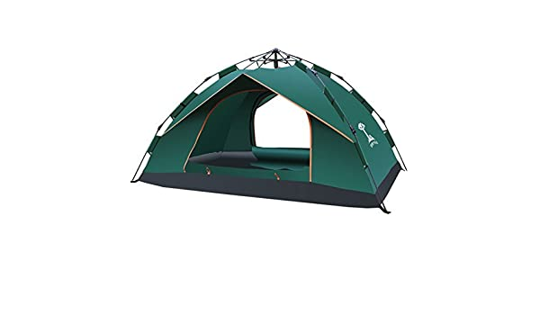 Amazon.com: DealMux MIANBAOSHU Autorizado instantâneo Dome Waterproof Tenda 3 Temporada para Camping / 2-3 Person Camping Tent / Mochila automática tendas ...