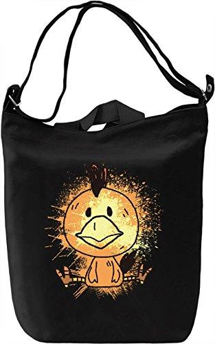 Cute Chicken Borsa Giornaliera Canvas Canvas Day Bag| 100% Premium Cotton Canvas| DTG Printing|