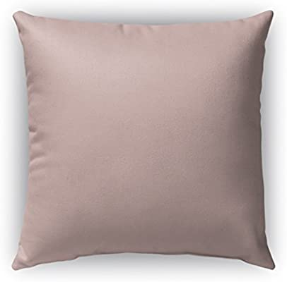 KAVKA Designs Rose All Day Indoor-Outdoor Pillow, White - Inspo Collection SCRAVC073OP26 Size: 26X26X6 -