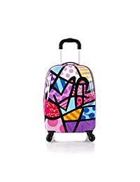 HEYS Britto Tween Spinner Carry-On Luggage
