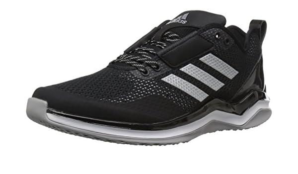 Details about adidas Men's Freak X Carbon Mid Softball, BlackMetallic SilverWhite, Size 9.0