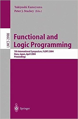 Functional and Logic Programming: 7th International