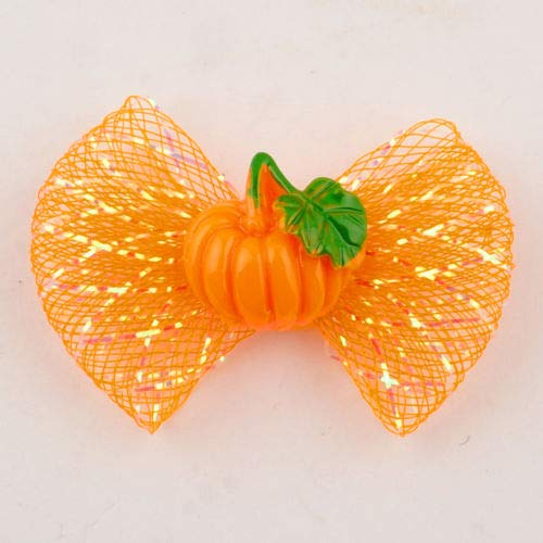 60pcs FidgetFidget 20 100pcs Pumpkin Halloween Cat Puppy Dog Hair Bows Grooming Accessory 60pcs