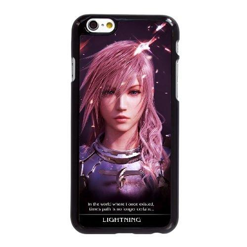 Eclair Farron Final Fantasy LX11ZB3 coque iPhone 6 6S plus 5.5 Inch cas de téléphone portable coque N2KX2U5YV