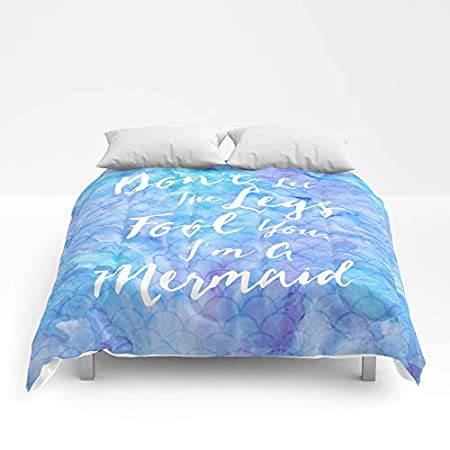 416n6oPzinL._SS450_ Mermaid Bedding Sets and Mermaid Comforter Sets