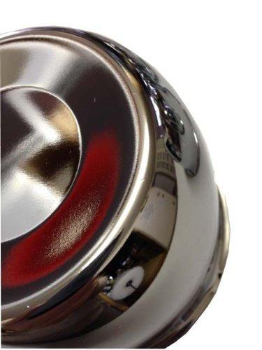デイトナハイエース等用センターキャップ ショートタイプ 2WD等用 10.8cm径 7.5cm高 HSC202 B00GNTRQRM