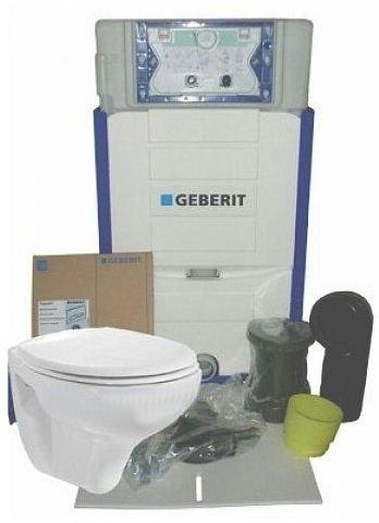 GEBERIT Kombifix mit Wand-WC, mit UP-Spk. UP320: Amazon.de: Baumarkt