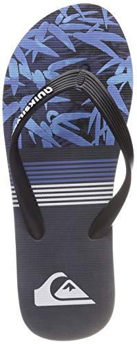 Plage de Homme Piscine Zen Combo Blue Chaussures Blue Xkbb Quiksilver Bleu Molokai Black xCwOqIIt1