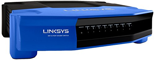 Linksys SE4008-EJ Gigabit Switch, Der Klassiker