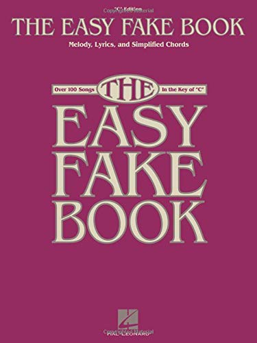 The Easy Fake Book (The Last Ship Sheet Music)