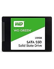 """WD Green 120GB SATA III 6Gb/s 2.5"""" 7mm Internal SSD -WDS120G2G0A"""