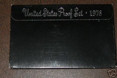 Large Product Image of 1976 U.S. Proof Set in Original Government Packaging