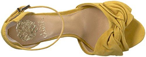 outlet new arrival Vince Camuto Women's Carrelen Heeled Sandal Banana Split sale affordable A00bvuL