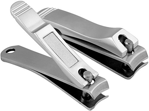 Professional Fingernail Toenail Clippers Set