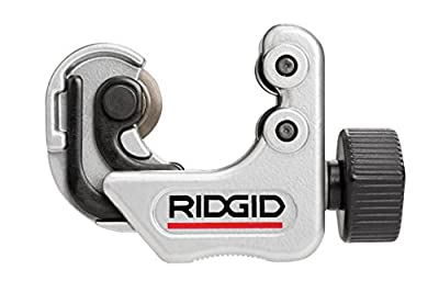 RIDGID 86127 Model 118 Close Quarters Tubing Cutter, 1/4-inch to 1-1/8-inch Tube Cutter