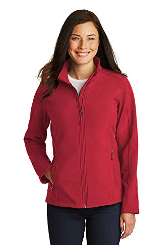 - Port Authority Ladies Core Soft Shell Jacket. L317
