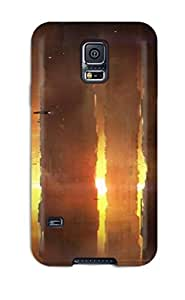 VzIuImo420TjdtJ Tpu Phone Case With Fashionable Look For Iphone 6 - Durarara!! Anime Future Buildings Sunlight Sci-fi Futuristic