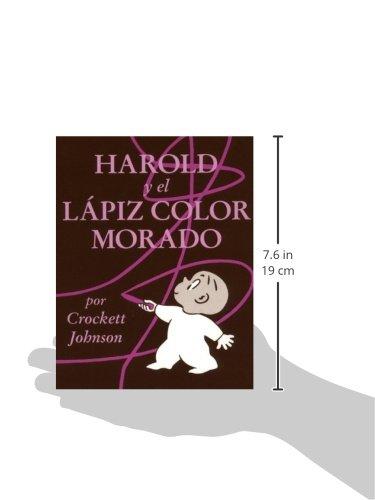 Harold y el lapiz color morado