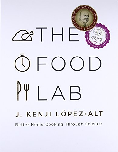 [By J. Kenji López-Alt] The Food Lab: Better Home Cooking Through Science (Hardcover)【2018】by J. Kenji López-Alt (Author) (Hardcover)
