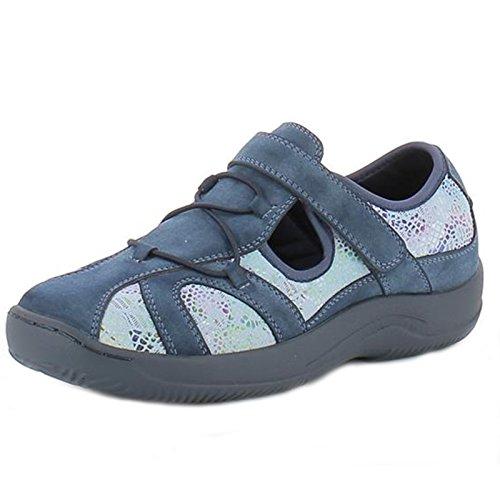 Heavenly Blue Navy Sandali Donna Feet Ovg4fS