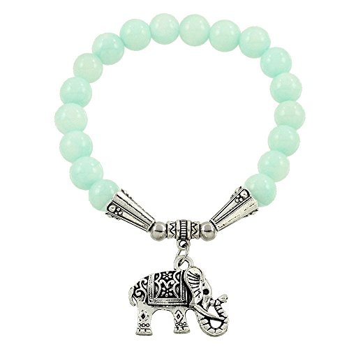 falari-elephant-lucky-charm-natural-gemstone-bracelet-aqua-jade