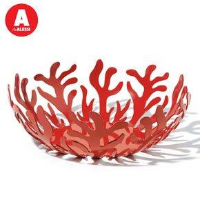 Alessi Mediterraneo Steel Fruit Bowl - Large: Amazon.co.uk: Kitchen ...
