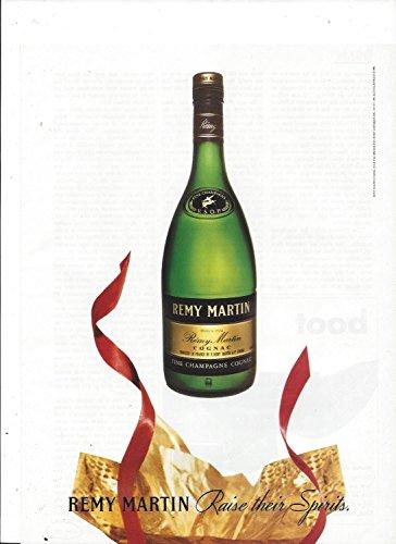 magazine-advertisement-for-1992-remy-martin-cognac-raise-their-spirits
